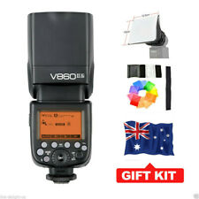 AU Godox V860II-S 2.4G TTL HSS GN60 Li-ion Camera Flash Light Speedlite For Sony