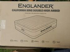 Englander First Ever Microfiber California King Air Mattress, Luxury Microfiber