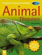 Animal Disguises (Kingfisher Young Knowledge), Weber, Belinda, 0753457725, Book,