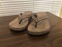 Sandals Flip Flop Check Women's Sandals