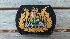 SADF- South African ARMY Command Warrant Officer 1 Class  rank badge1980's