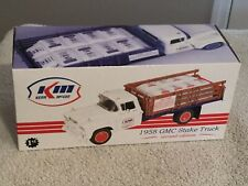 "KERR MCGEE 1958 GMC Stake Truck. ""Tronox Titanium Dioxide"". #19-2286. NEW."