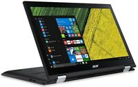 "Acer Spin 3 15.6"" Full HD TOUCH i7-6500U 12GB RAM 1TB HDD Windows 10 Home"