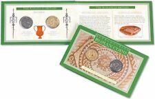 Roman Coin Set  - The Romans In Britain