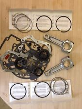 Kohler Kt17 engine rebuild kit, Gasket set, 010 rings, 010 rod