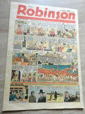 ROBINSON n°198 de 1940