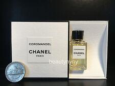 NIB Chanel Les Exclusifs de Chanel COROMANDEL Eau de Parfum EDP Mini 4ml/0.12oz