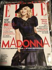 Madonna Elle Magazine Poland 2008 New