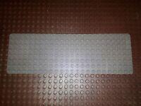 Lego Bauplatte 3497 Grundplatte Grau 8x24 Noppen 6364 6362