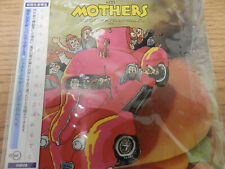 Frank Zappa-Just Another Band Japan Import Mini LP w/insert and OBI OOP