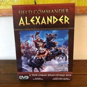 FIELD COMMANDER ALEXANDER - DVG GAMES