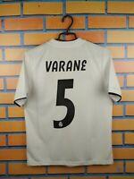 Varane Real Madrid Jersey 2018 2019 Home Youth 13-14 Shirt CG0554 Adidas Trikot