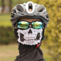 Bicycle Helmet Bike Cycling Mountain Skate Stunt Safety Race Adult w/ Face Mask