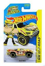 Hot Wheels 1:64 Diecast Model - Baja Truck #112 - Hot Wheels Off-Road