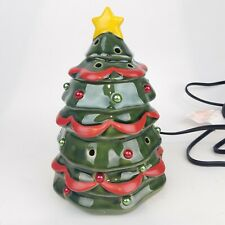 Scentsy Christmas Tree Warmer Premium Holiday Collection 3 Tiers RETIRED