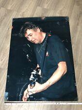 SIGNED 60 X 80 cm XXL Photo George Kooymans 90's Golden Earring