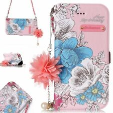Women Handheld Strap Wallet Phone Case Cover Handbag Purse Chain For iPhone 11