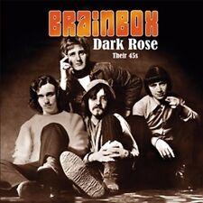 """Brainbox:  """"Dark Rose - Their 45s""""  (Double Vinyl Reissue)"""