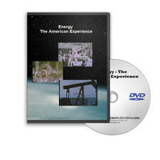 The American Experience Energy: Coal, Oil, Gas Natural Fuels Security  DVD - C33