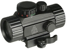 "UTG 4"" Compact ITA Red/Green Circle Dot Sight  SCP-RG40CDQ Scope Nes!"
