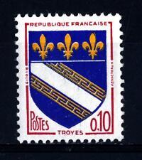 FRANCE - FRANCIA - 1963 - Stemma di Troyes