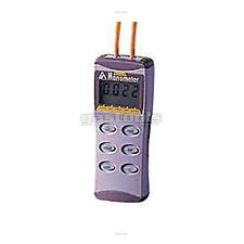 Digital Manometer Pressure Gauge  Range 0 to 5psi