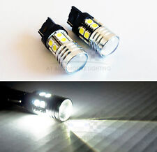 2pcs 7440 7w High Power Super White CREE Q5 Emitter LED Bulbs Back up Reverse