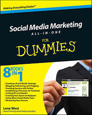 Social Media Marketing All-in-One For Dummies by Doug Shalin, Jan Zimmerman, Le…
