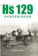 Henschel Hs 129 Panzerjager - Martin Pegg - BRAND NEW RELEASE - Ultimate Ref!!