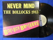 THE BOLLOCKS BROTHERS never mind 1983 ORIG UK EXC++