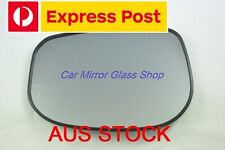 LEFT PASSENGER SIDE HONDA JAZZ GE 2008-2014 MIRROR GLASS WITH BACK PLATE
