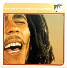 Bob Marley Vs. Funkstar De Luxe ‎CD Single Sun Is Shining (Remix) - Germany