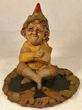 Ace Of Spades-R 1984~Tom Clark Gnome~Cairn Item #1035~Ed #49~Coa~Story Included