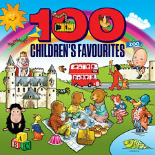 100 Children S Favorites Various Artists Best Of Songs Essential Music New 4 Cd
