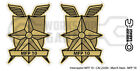 New! Mad Max MFP MAIN FORCE DECAL STICKER - TWIN SET - MFP 10 - Interceptor