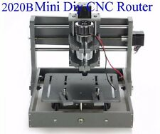 Pcb Milling Machine Cnc 2020b 300w Diy Cnc Wood Carving Mini Engraving Machine