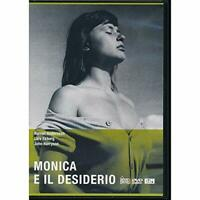 Monica e il Desiderio - Ingmar Bergman - Editoriale Hobby & Work - DVD DL001026