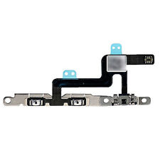 Volume Button Flex Cable and Mute Switch With Metal Brackets For iPhone 6