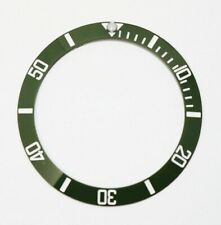 Bezel Insert Ceramic Fits For Rolex Submariner Hulk Green