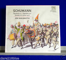 neuf emballé Schumann: Carnaval; Papillons; Sonata en G minor CD Piano No2