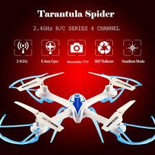 TARANTULA X6 2.4G 4CH 6-Axis 360° Rollover Mini RC Helicopter Headless Drone
