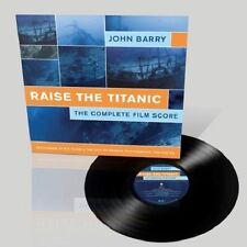 Raise The Titanic - Complete Score - Black Vinyl - Limited 500 - John Barry