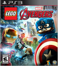 Lego Marvel Avengers PS3 New PlayStation 3, Playstation 3