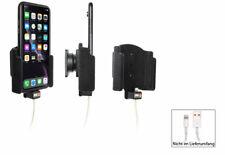 Brodit Halter - Apple iPhone 11 / XR - Kabelbefestigung - 714090