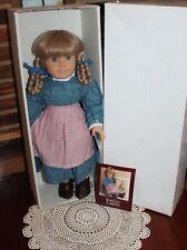 Retired American Girl Doll Kirsten W/Box, Pleasant Company, Germany Tag, EUC!