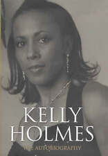 """AS NEW"" Fanny Blake, Kelly Holmes, Black, White & Gold: My Autobiography, Book"
