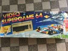 Commodore C64G C 64 G Videogame Super 64 in Verpackung