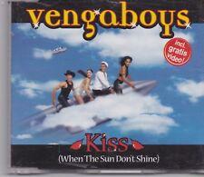 Vengaboys-Kiss cd maxi single 8 tracks