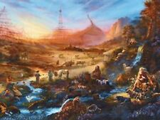 The Noah's Ark Series Prints by Tom duBois Four Sets of Four Prints
