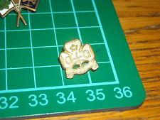 girl scout  boy scout vecchio stemma  antico pin spilla distintivo  girl guides